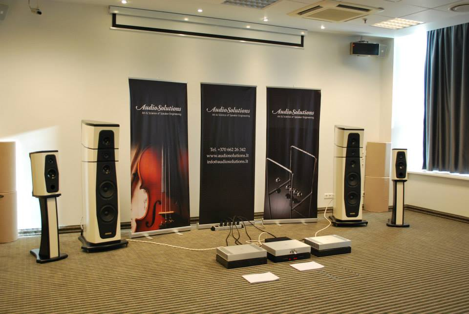 Audio Gourmet 2013 exhibition