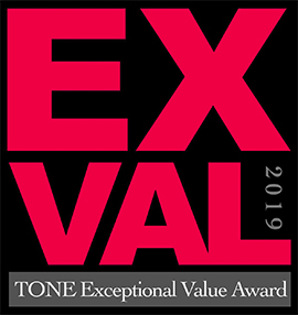 Exceptional Value award for Figaro M