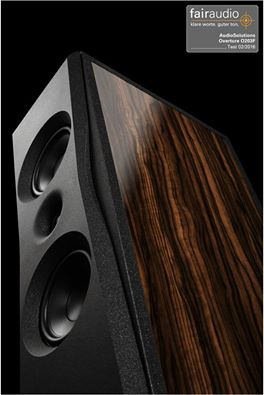 Overture O203F review by Fair Audio