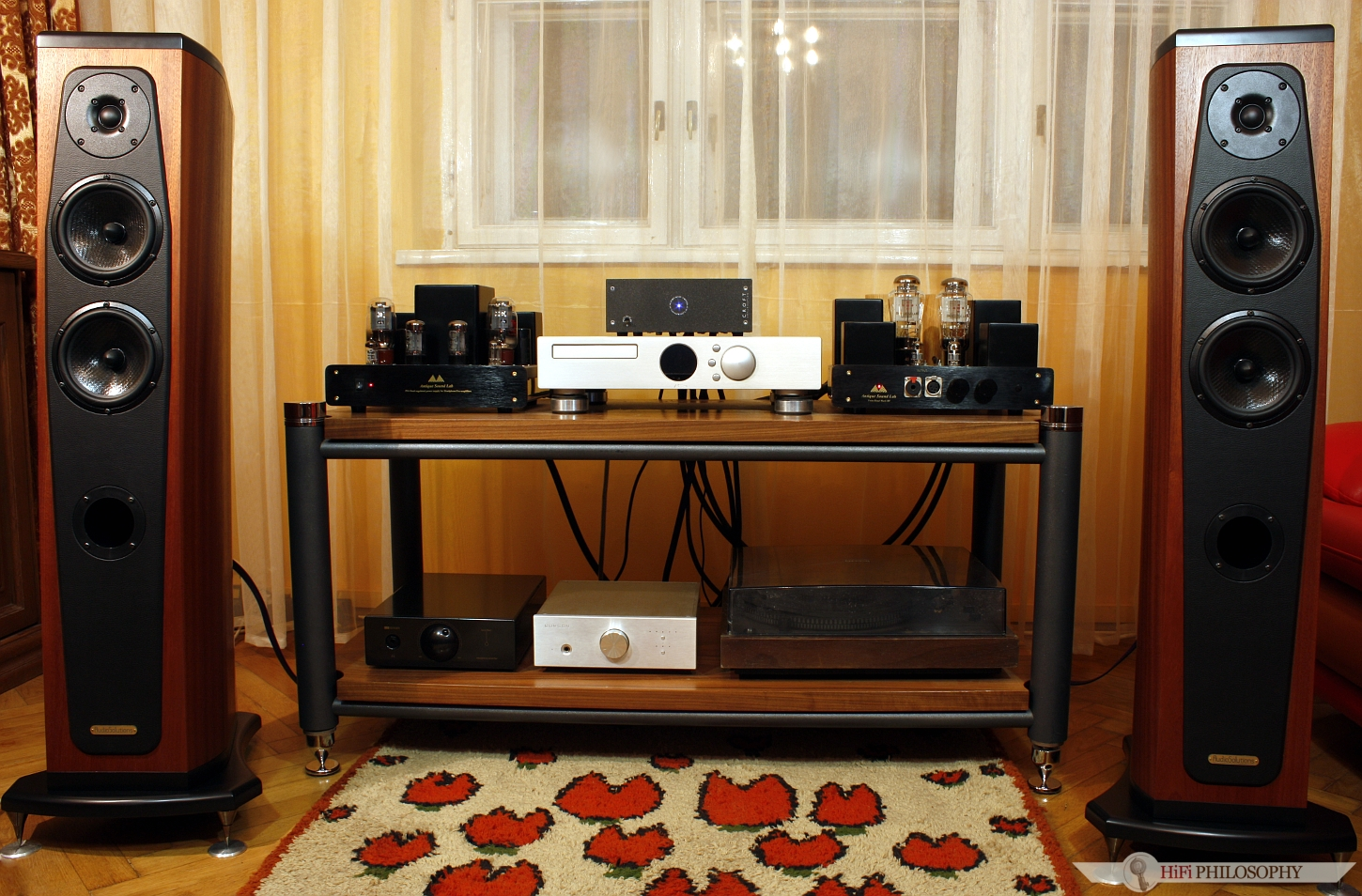 Rhapsody 80 review by hifi philosophy